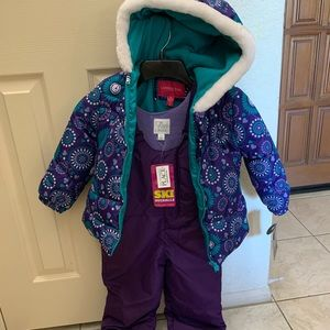 NWT Ski Jacket and Pants 4T